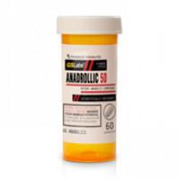 Anadrollic 50 (Anadrol)
